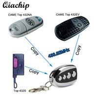 remote key QIACHIP 433mhz DC 12V 4 CH Button RF Wireless Copy Code Duplicator For Garage Door Opener Clone Key Fob Remote Control Switch (1)
