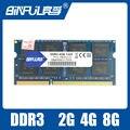 DDR3 1066Mhz / 1333Mhz / 1600Mhz 2GB / 4GB / 8GB 204-Pin Brand New Sealed SODIMM Memory Ram Memoria For Laptop Notebook Lifetime
