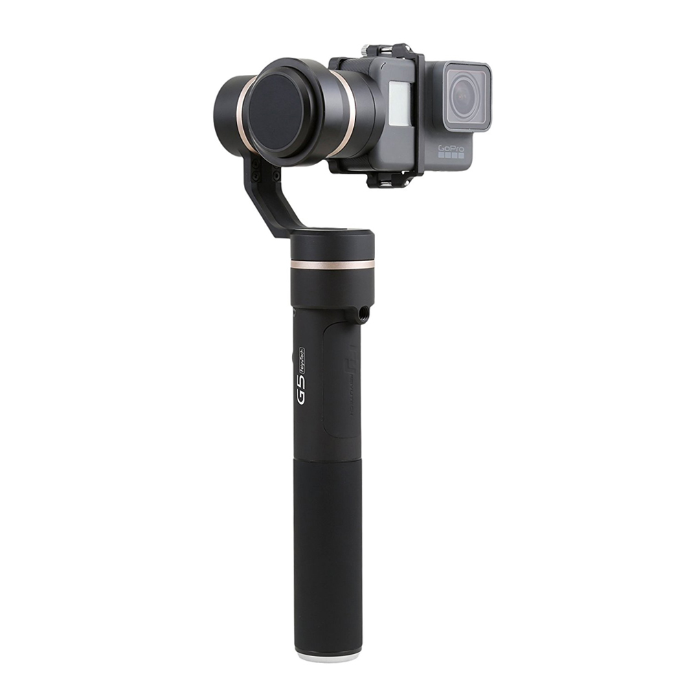 EU Stock Feiyu G5 handheld gimbal compatible with Gopro Hero 5, 4, 3 Action Cameras of Similar Size yuneec q500 typhoon quadcopter handheld cgo steadygrip gimbal black