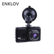 Enklov Автомобильный видеорегистратор/тире Камера вождения видео Регистраторы 1080 P автомобиля Камера Широкий формат для вождения Регистраторы HD регистраторы ЖК-дисплей ночное видение DVR