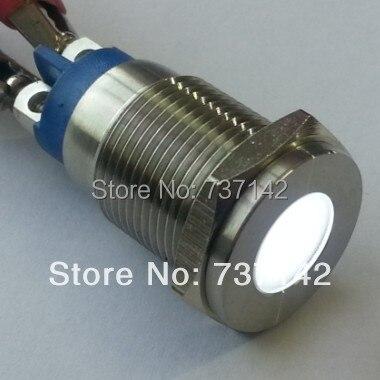 ELEWIND su geçirmez sinyal lambası (PM16F-D / W / 12V / S)
