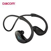 Original Dacom Athlete Bluetooth 4 1 Headset Wireless Headphone Sports Stereo Hifi Bass Earphone With Microphone