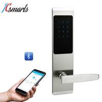 Jcsmarts Bluetooth Deadbolt Умные Электронные замок с APP для дома/гостиницы/квартиры