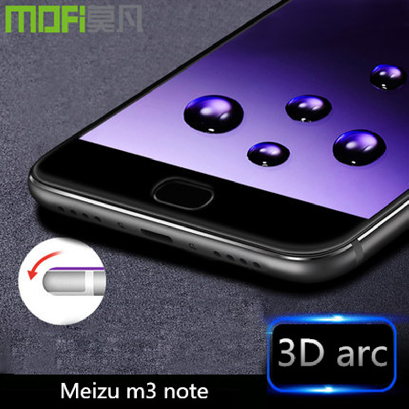 meizu m3 note glass 32gb pro tempered 3d curved soft edge full cover meizu note 3
