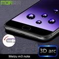 meizu m3 note glass 32gb pro tempered 3d curved soft edge full cover meizu note 3 screen protector 16gb note3 prime anti glare