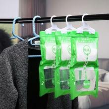 Schowek na ubrania wiszące wilgoci torba szafa szafka szafa osuszacz środek suszący higroskopijny Anti formy torebki ze środkiem osuszającym z