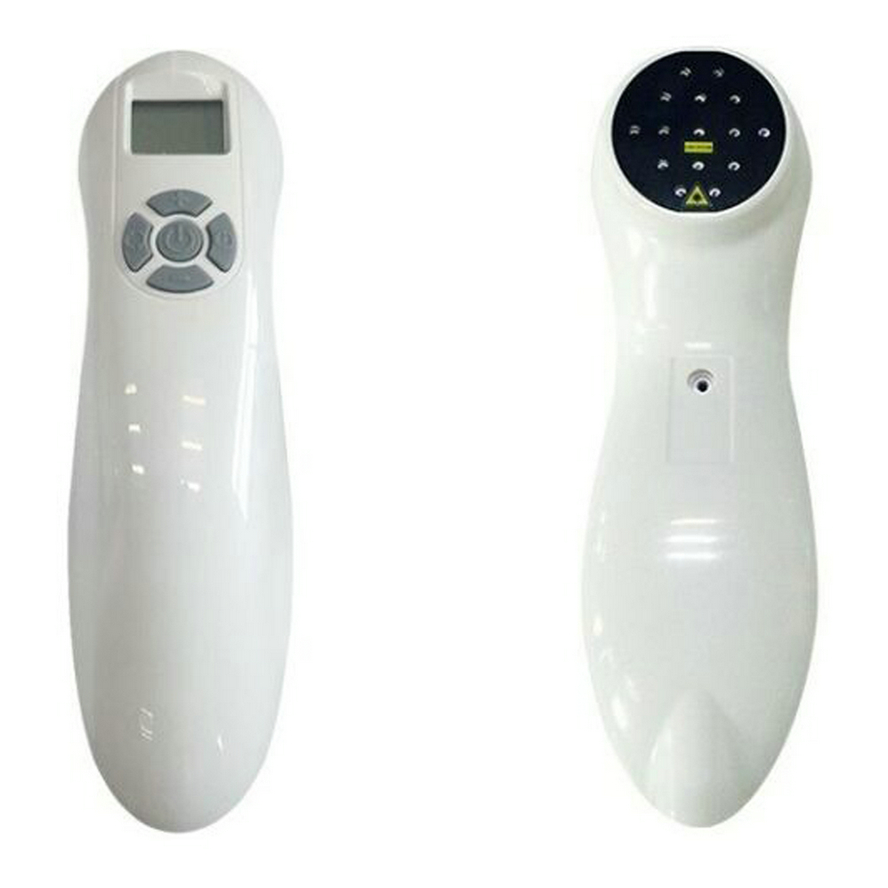 LLLT 650nm And 808nm Cold Laser Physical Therapy Handheld Powerful Laser Therapy Device Body Pain Reduction Treatment in Massage Relaxation from Beauty Health