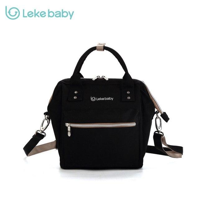 Lekebaby Diaper Bag Backpack Baby Mummy Maternity Stroller Mini Convertible Ny 3colors Free