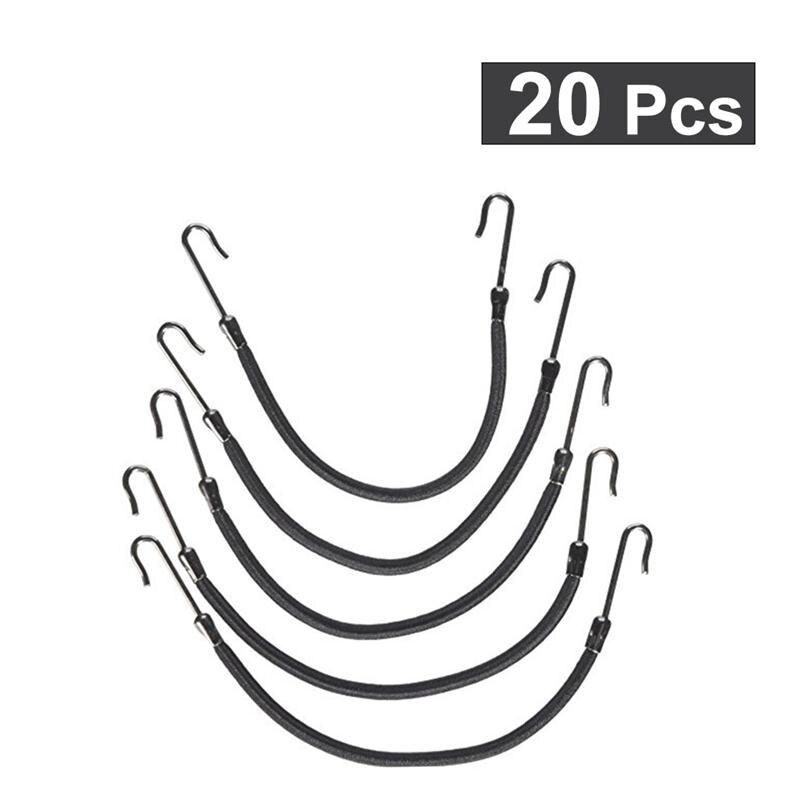 20Pcs RUIMIO Ponytail Hooks Headband Hair Claw Hair Clips