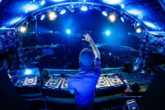 050 музыкальную композицию-Тим bergling шведский DJ remixer музыка 21 x 14 Афиша