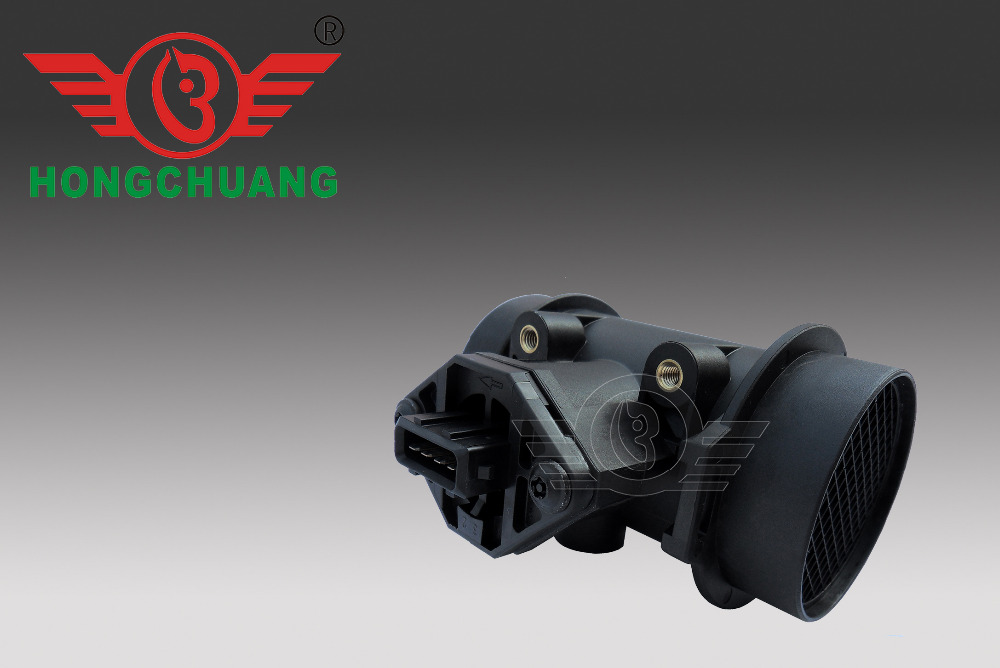 MASS AIR FLOW SENSOR MAF METER FOR KIA / SAAB / GMC 0 280 217 105 / 0280217105 / 91 28 919 / 30551795 / OK011 13210B maf maf sensor maf mass air flow sensor - title=