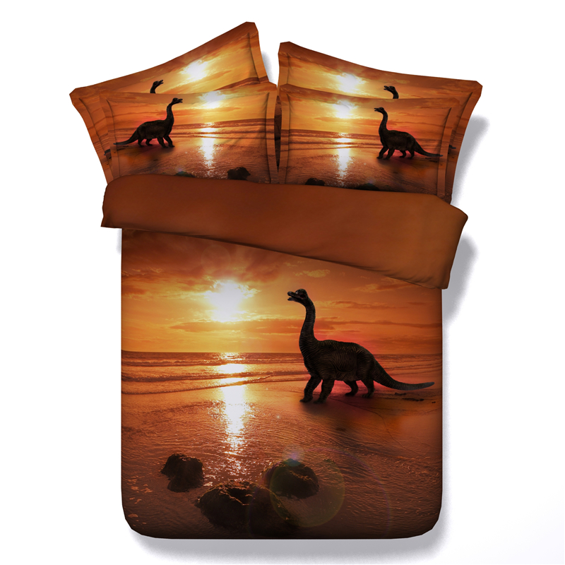 animal tanystropheus bedding single twin double full queen king cal king comforter adult kid duvet cover set 3/4pcs home textileanimal tanystropheus bedding single twin double full queen king cal king comforter adult kid duvet cover set 3/4pcs home textile