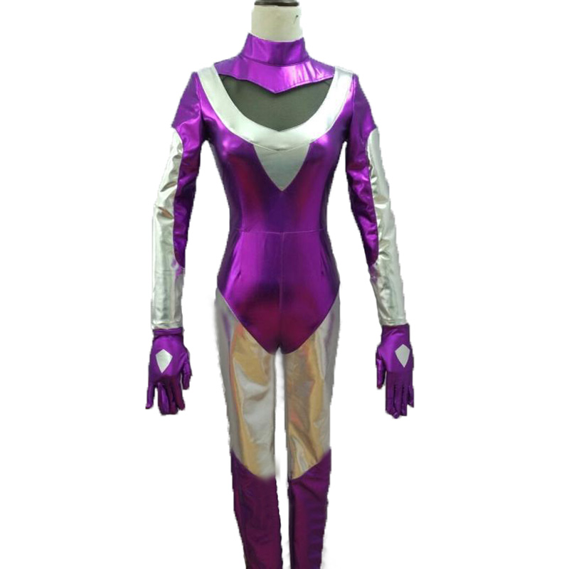 LOL DJ Sona Ethereal Cosplay Costume Halloween Uniform Outfit Jumpsuit