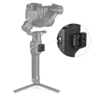 Image 4 - SmallRig Kamera Montage Platte für DJI Ronin S & für Ronin SC W/ Nato Schiene Arri Ortung Löcher fr Magie Arm Griff Befestigen 2214