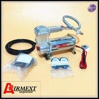 AIRMEXT 444C Air Pump Air compressor Penumatic air suspension system spare parts tunning vehicle parts