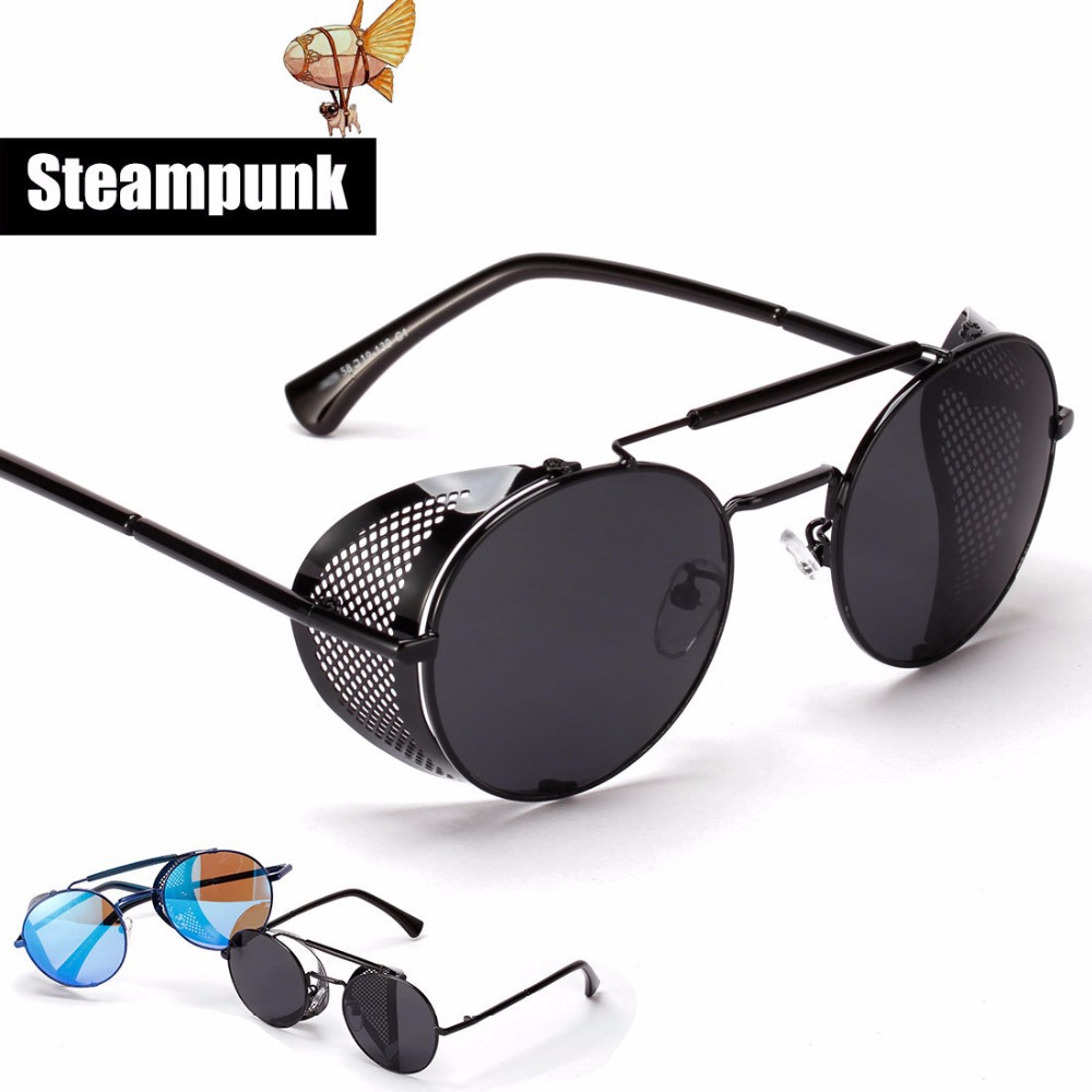 sunglasses for men offer  Aliexpress.com : Buy Special Offer New 2015 Steampunk Sunglasses ...