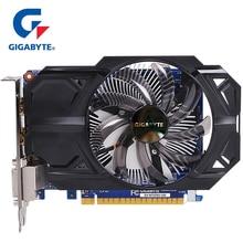 GIGABYTE Graphics Card GTX 750 Ti with 2GB GDDR5 128 Bit NVI