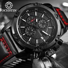 2019 Military quartz watch Fashion Leather Strap watches Men Casual watch Men Business wristwatches Sports Relogio Masculino все цены