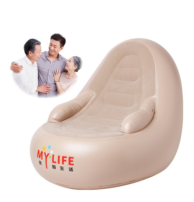 Luxury Multifunctional Electric body Massager Chair Inflatable Sofa Home Massage Armchair+Inflator pump luxury household multifunctional full body massage chair electric fully automatic massage sofa chair relieve fatigue tb180923