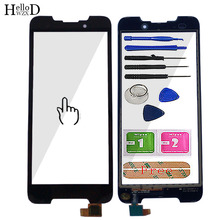 Mobile Touch Screen Glass For Cubot Quest Digitizer Touch Screen Glass Panel TouchScreen Sesnor Repair Module Tool 3M Glue Wipes
