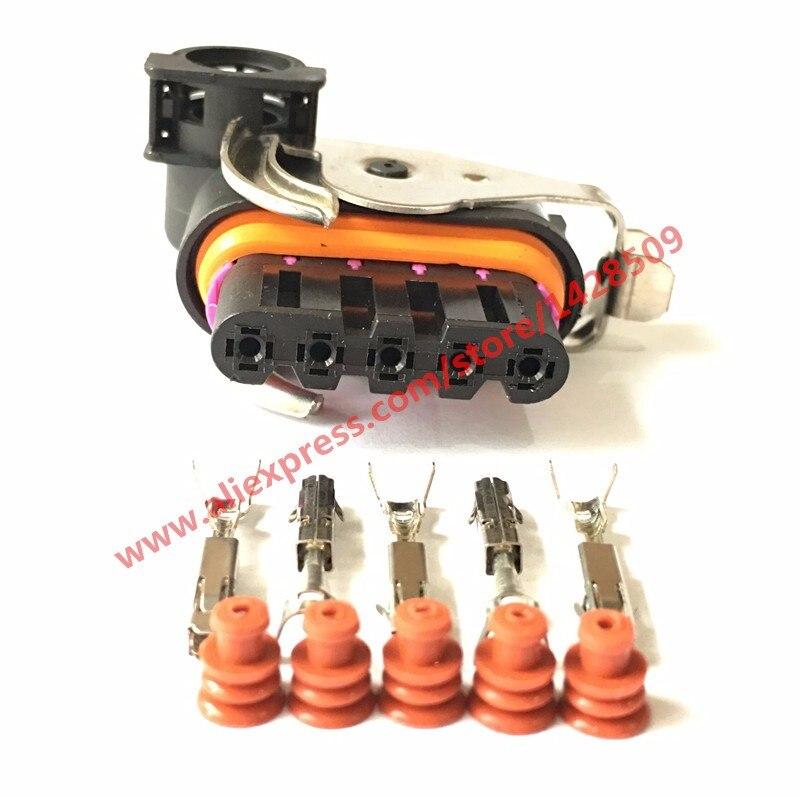 10 Sets XL Auto Partes Femeninas Conector Motor Del Limpiaparabrisas ...