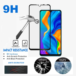Image 3 - Glass For Huawei P30 lite Tempered Glass For Huawei P30 Lite 9D Protective Glass For Huawei P30 P20 Lite Pro Screen Protector