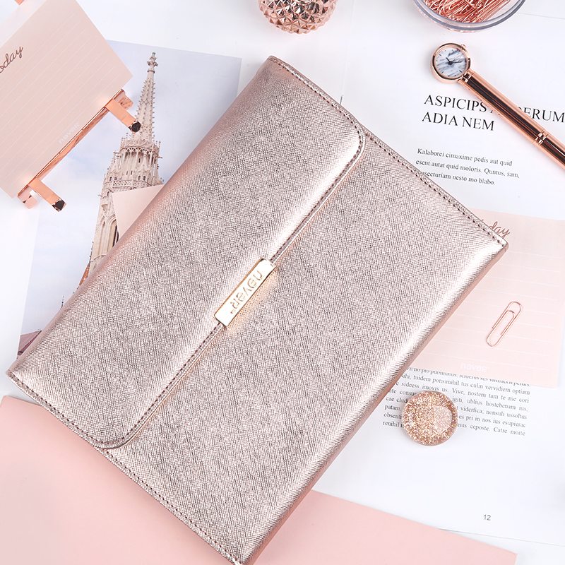 Fashion Handbag A5 Diary Hardcover PU Notebook Travel Account Toolkit Stationery Composition Book Office & School Supplies clearaudio professional analogue toolkit