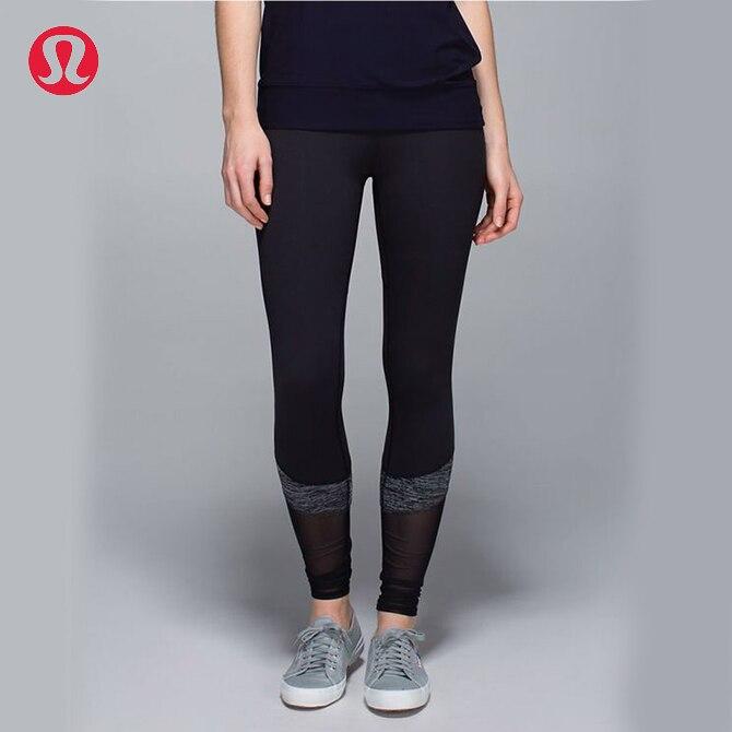 Prix pour Lulu LULULEMON sport grenadine de yoga pantalon pour les femmes 2 couleurs KZ009