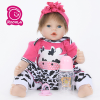 22 New arrival most popular limited edition cheap reborn doll kit authentic reborn doll kids bedtime playmate