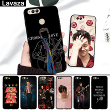 Lavaza Harry Styles tattoos One Direction 1D Silicone Case for Huawei Honor 6A 7A 3GB Pro 7X 8 Lite 8X 8C 9 Note 10View 20 9X