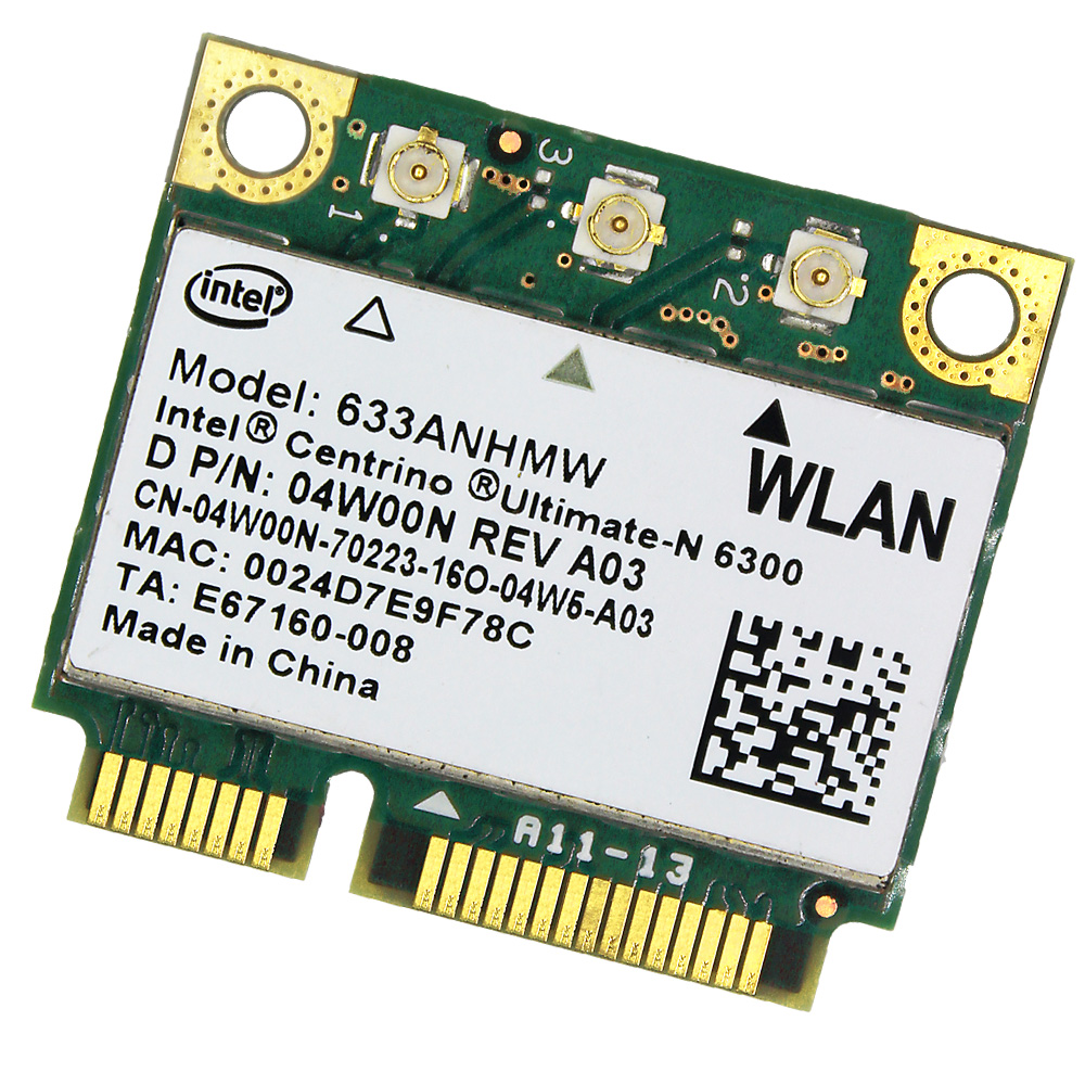 INTEL ULTIMATE-N 6300 AGN DRIVERS (2019)