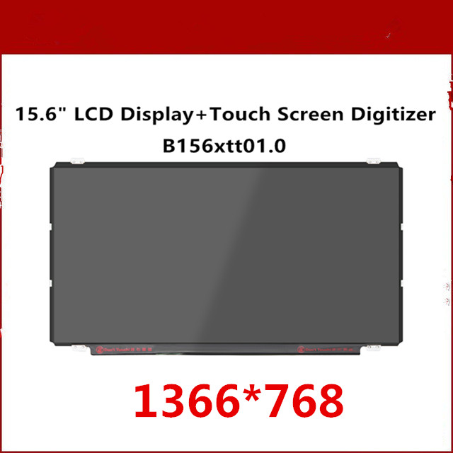 B156XTT01.0 With TOUCH 15.6 Laptop LCD LED Touch Screen Assembly For lenovo Flex 15 90400210B156XTT01.0 With TOUCH 15.6 Laptop LCD LED Touch Screen Assembly For lenovo Flex 15 90400210