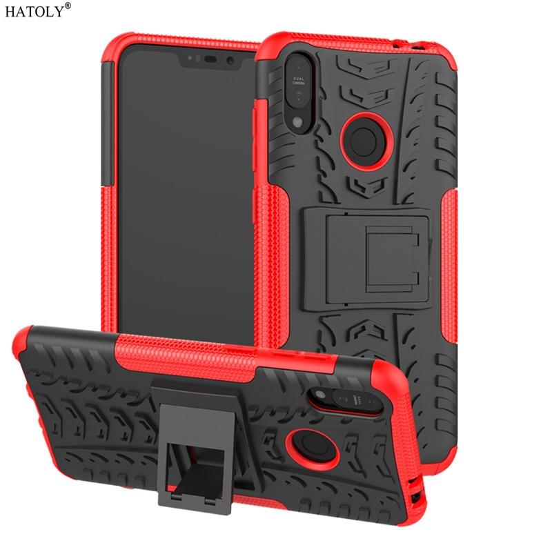 For Asus Zenfone Max M2 ZB633KL Case For Asus Zenfone Max M2 Silicone Armor Back Cover Phone Case Bumper Funda Capa ZB633KL Case