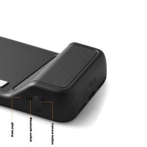 Image 4 - 블루투스 전화 케이스 키트 카메라 렌즈 아이폰 X 6 1 Fisheye 와이드 앵글 매크로 렌즈 아이폰 X 10 망원경 줌 렌즈