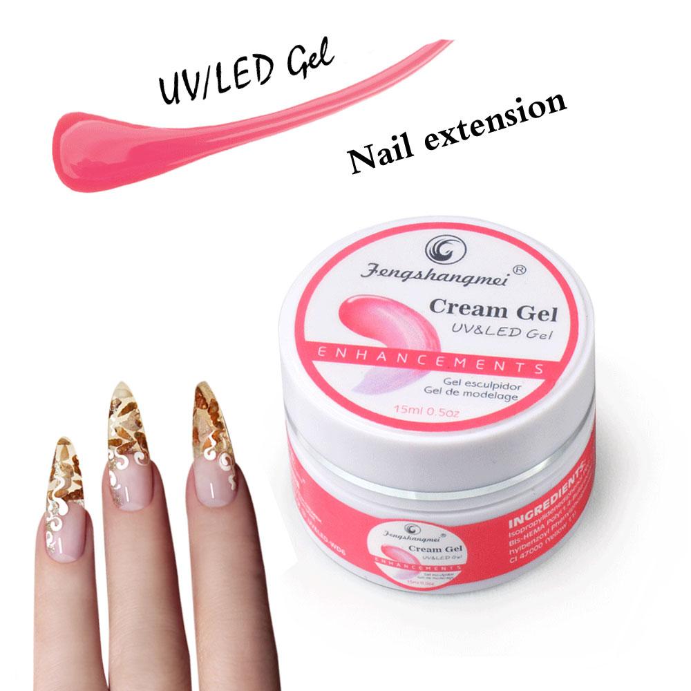 Fengshangmei 5 Colors Nail Art Acrylic Powder Liquid For Crystal ...