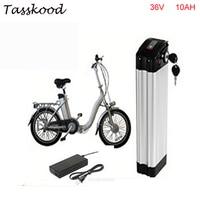 ebike 36v 500w battery electric bike battery 36V 10Ah,for bafang/8fun 500w motor with Aluminium Case BMS Chargrer