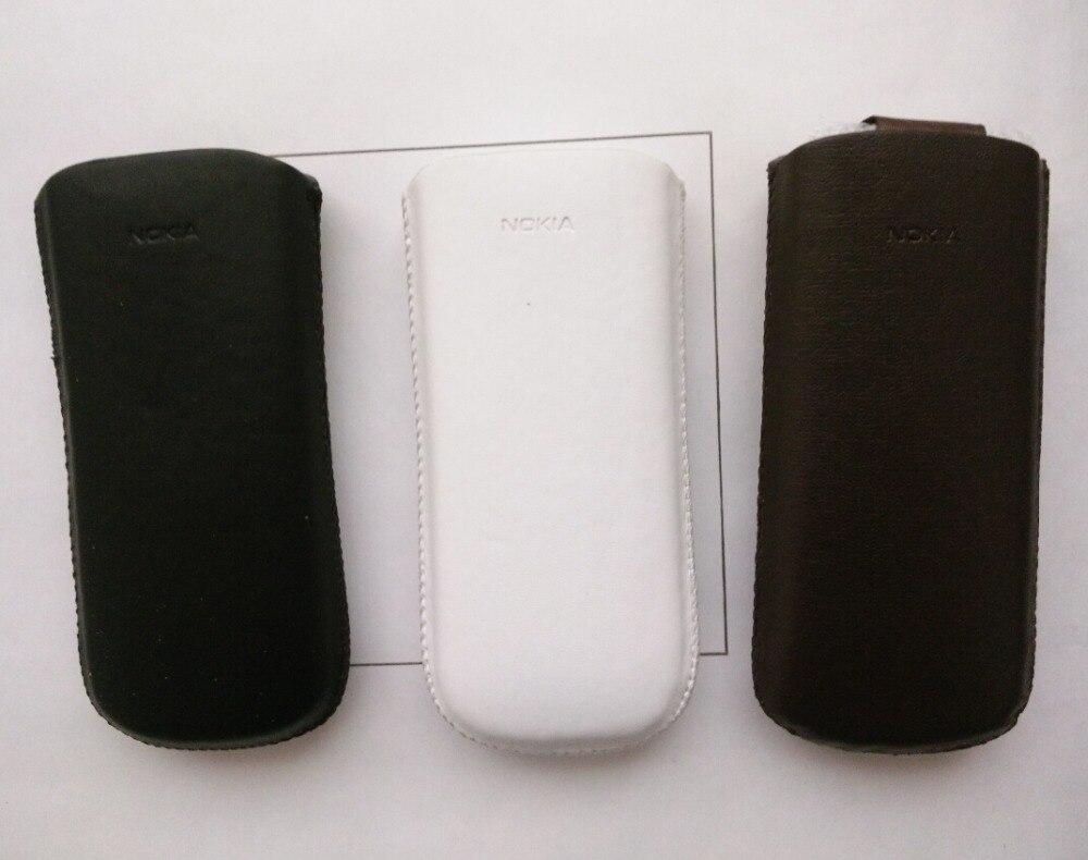 imágenes para Caja del teléfono de Cuero Original Para nokia 8800 caso 8800 funda Protectora de moda tiempo de envío rápido libre