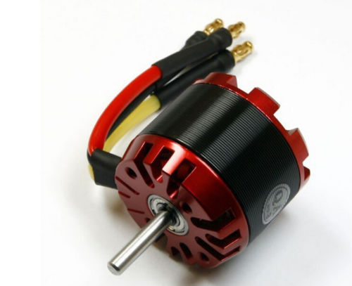 EMP N4240/07 850KV 3-7S 800W Brushless motor for RC airplane multicopter Drones image