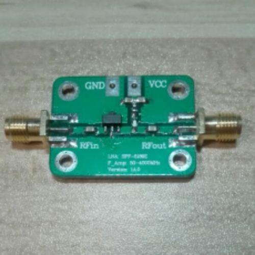 1 cái 50-4000 mhz Bộ Khuếch Đại RF LNA Tiếng Ồn Thấp SPF5189Z NF = 0.6dB