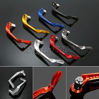 New Style 7 8 22mm CNC Motorcycle Protector Universal Handlebar Brake Clutch Levers Protect Guard For