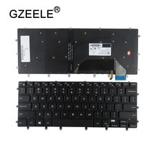 Клавиатура для ноутбука gzeele us dell xps 15 9550 9560 15br