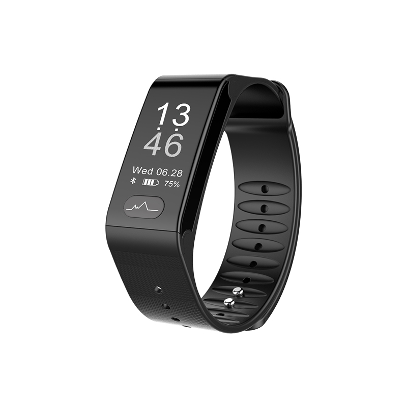 T6 Smart Band Heart Rate Smart Band Watch ECG Puls Blood Pressure Monitor Smartband Fitness Bracelet Wristband For Android IOS cute love heart hollow out bracelet watch for women