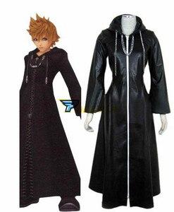 Image 2 - ملابس تنكرية للمعطف الأسود مكون من قطعتين من المملكة والقلوب والمنظمتين والثالثة عشرة مصنوعة حسب الطلب