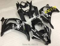 Hot verkoop, nieuwe aankomst motorfiets kuip voor kawasaki ninja zx-10r 16 zx 10r 2016 zx10r abs moto body kit (spuitgieten)