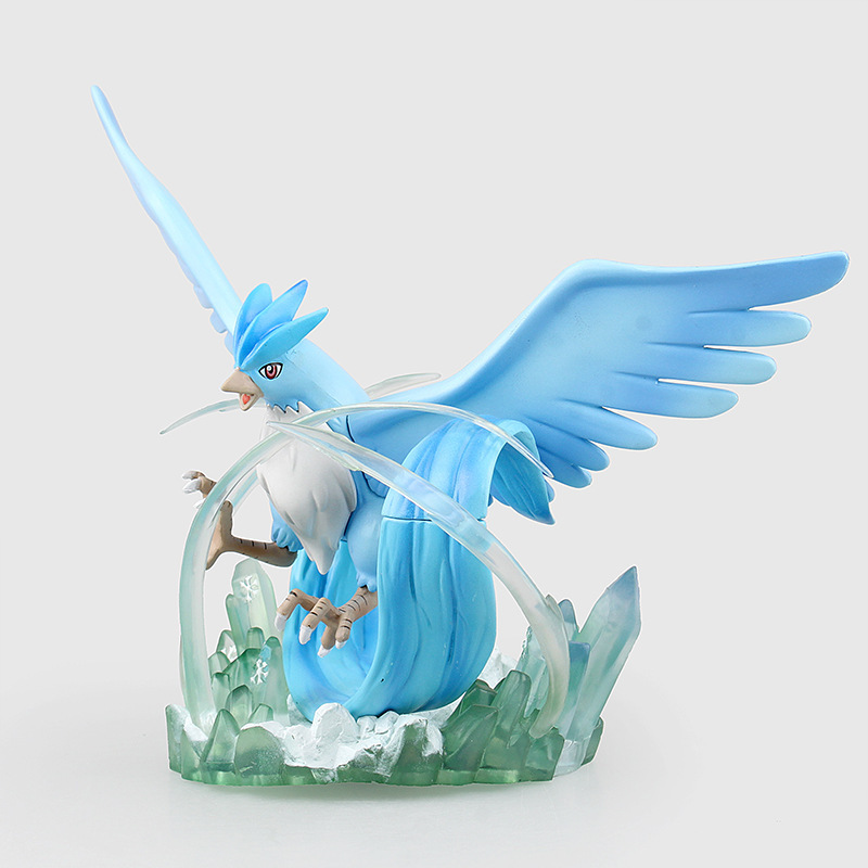 NEW hot 26cm Pikachu Articuno collectors action figure toys Christmas gift doll NO BOX new hot 26cm one piece big dracule mihawk action figure toys doll collection christmas toy no box