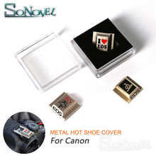 Flash Hot Shoe Protection Cover for Canon EOS M100 M50 M10 M6 M5 M3 M2 7D 6D 5Ds R 5D Mark IV 7D Mark II  6D Mark II 1DX 1DS