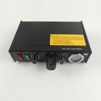 Бесплатная доставка Полуавтоматический дозирующая быстро высыхающая клей капает машина ATX II силиконовый клей машина пасты 886