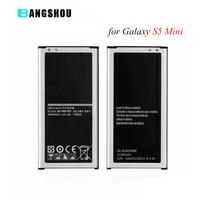 EB BG800CBE 100 New Replacement Battery For Samsung GALAXY S5 Mini SM G800F 2100mAh