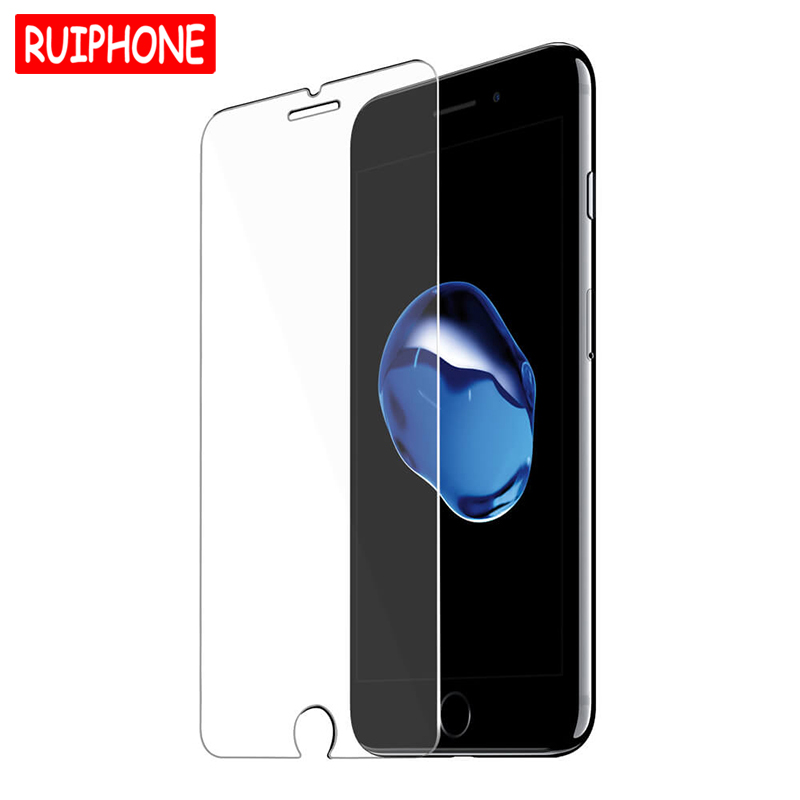 iPhone 7 glass on iPhone 8 X 6 PLUS 6S protective glass to iPhone XS MAX XR screen protector iPhone 5 5S 5C SE 4s tempered glass