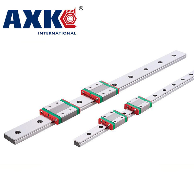 все цены на  linear guide rail 230mm MGN9 with  2pc MGN MGN9C carriage  онлайн